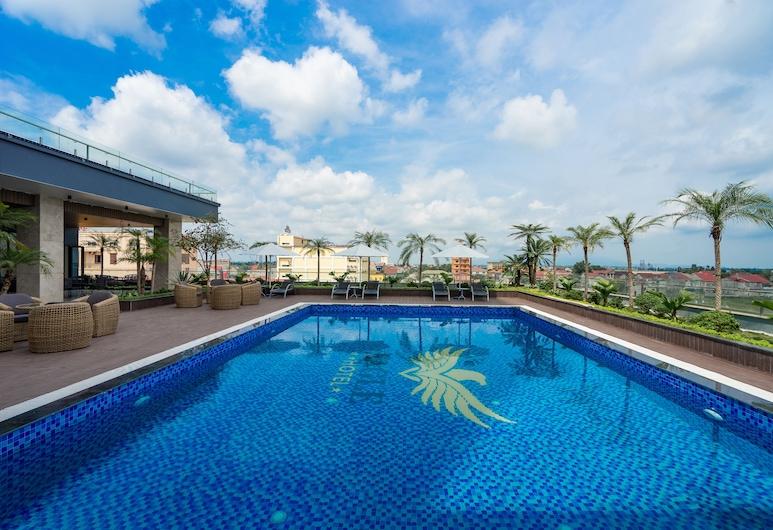 Eagle Hotel, Ha Tinh, Außenpool