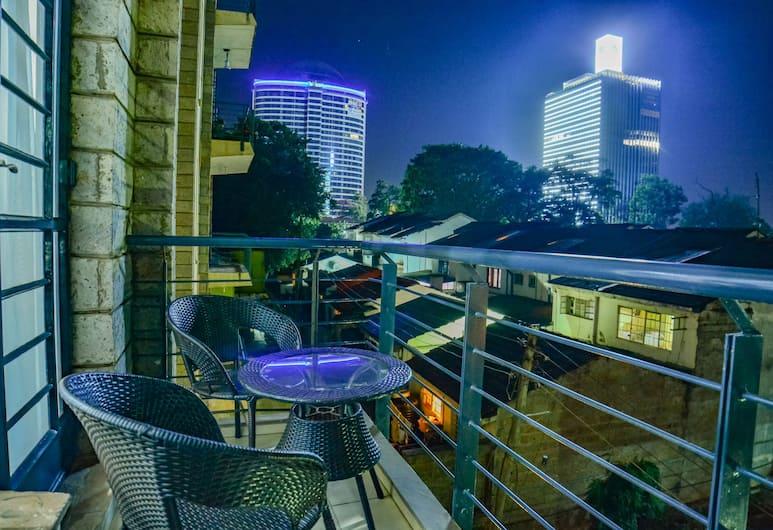 威斯特蘭德埃德莫住宅酒店, 奈洛比, 陽台