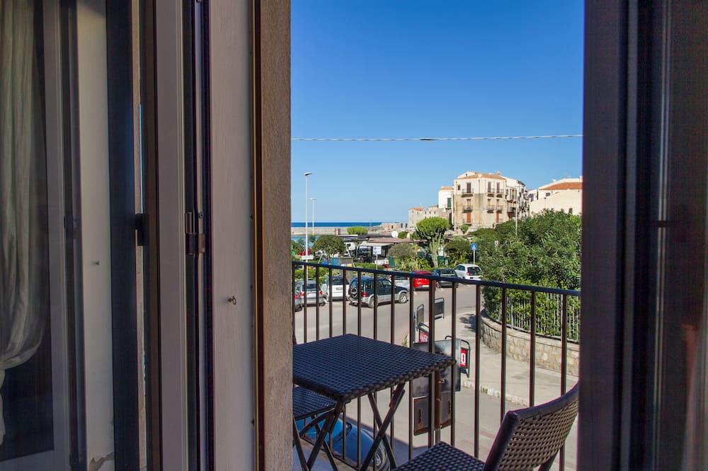Appartement, Balkon - Uitzicht vanaf balkon