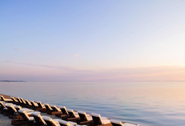 Sea Level Hotel, Κασσάνδρα, Παραλία