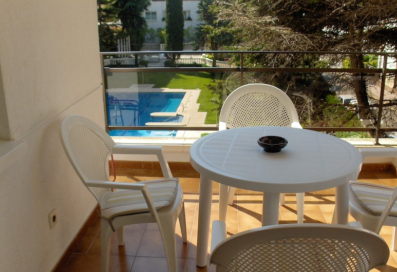 Apartment With one Bedroom in Lloret de Mar, With Wonderful City View, Shared Pool and Terrace - 500 m From the Beach, Lloret de Mar