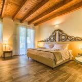 Dvokrevetna soba, 1 king size krevet, pogled na vrt - Izdvojena fotografija