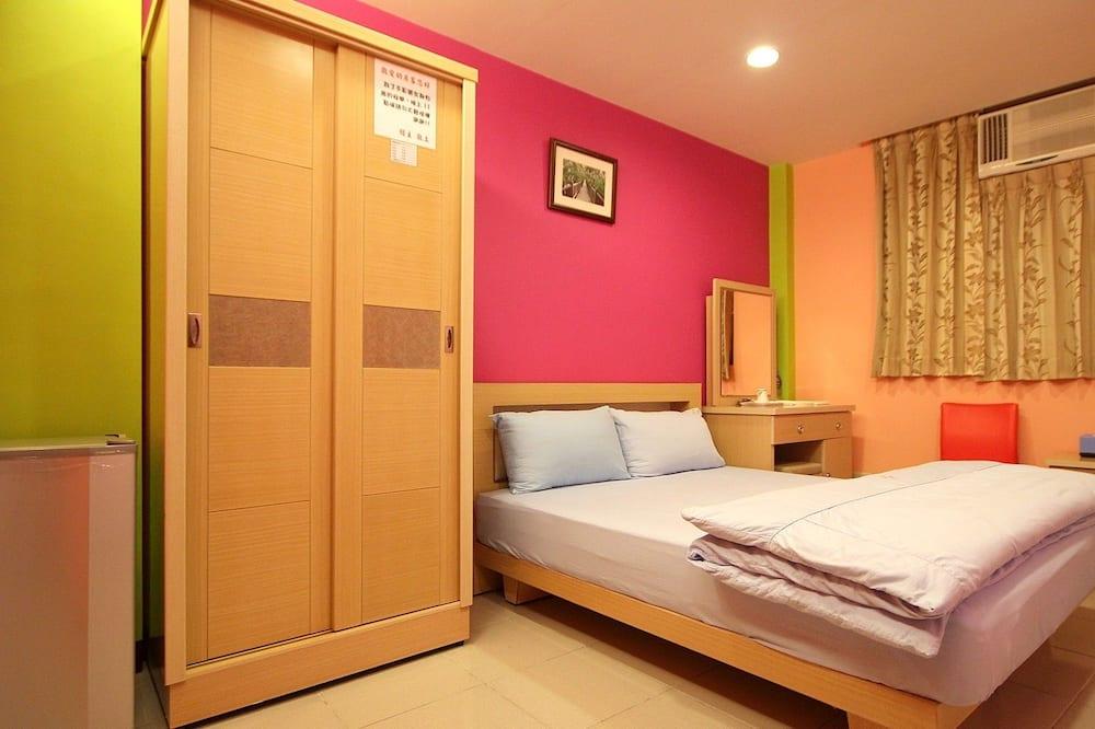 Δίκλινο Δωμάτιο (Double), 1 Διπλό Κρεβάτι - Δωμάτιο επισκεπτών