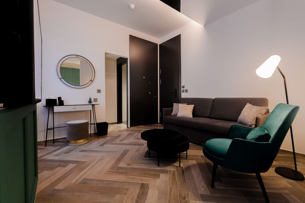 Deluxe Family Room  - Wohnbereich