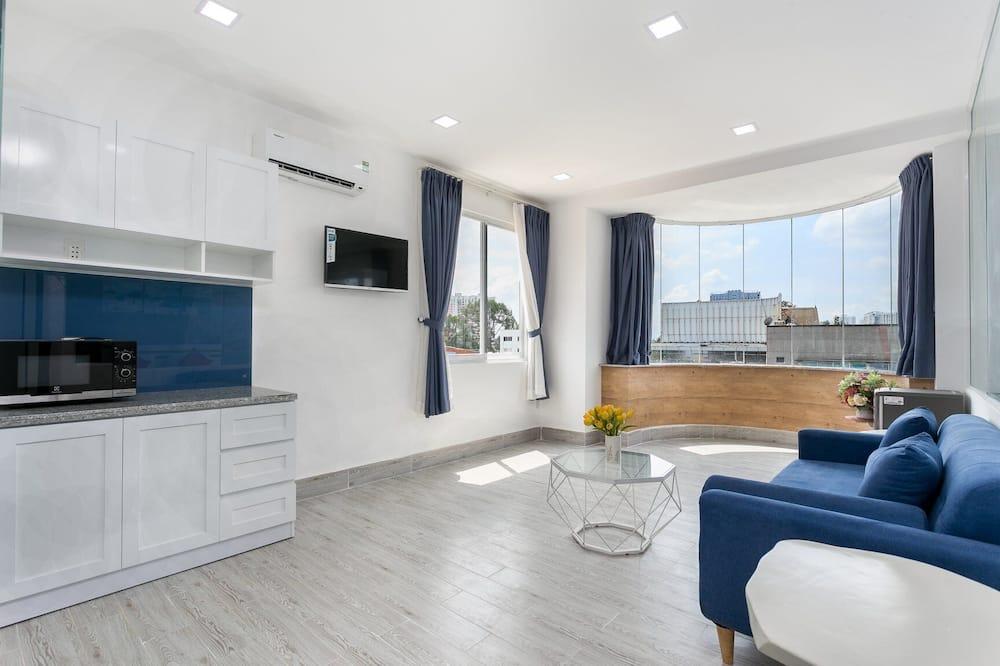 Izba (Studio) - Obývacie priestory