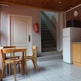 Standardní ubytování v společné místnosti, více lůžek, společná koupelna (City Oase VI) - Společná kuchyně