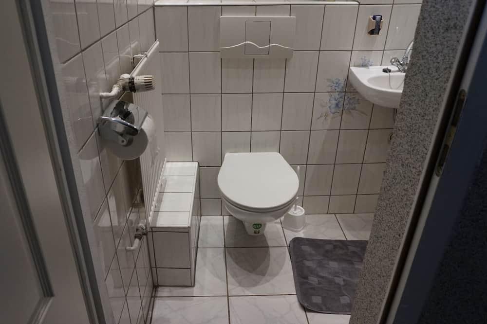 雙人房, 共用浴室 (City Oase II) - 浴室