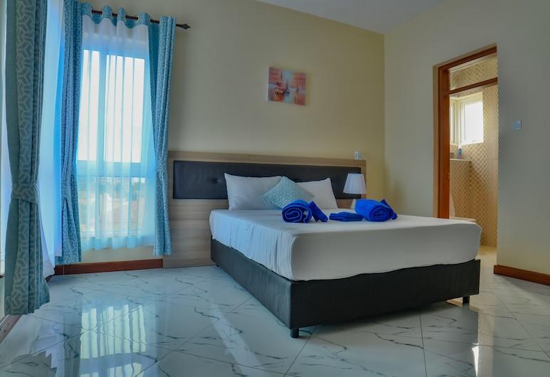 Edmor Residences -Nyali, Mombasa, Deluxe kahetuba, 1 kahevoodi, Tuba