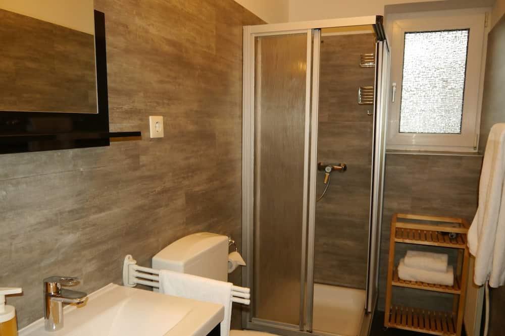 Apartment, 1 Bedroom (Möwennest 1) - Bilik mandi