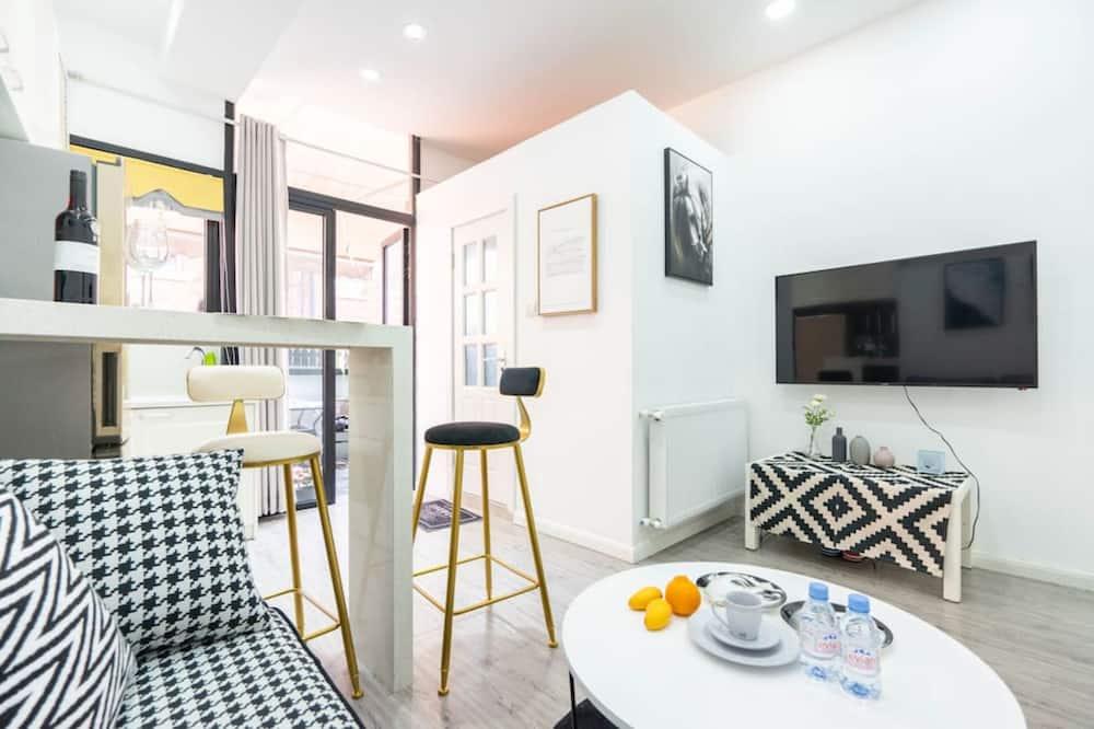 Deluxe-Zimmer - Wohnzimmer