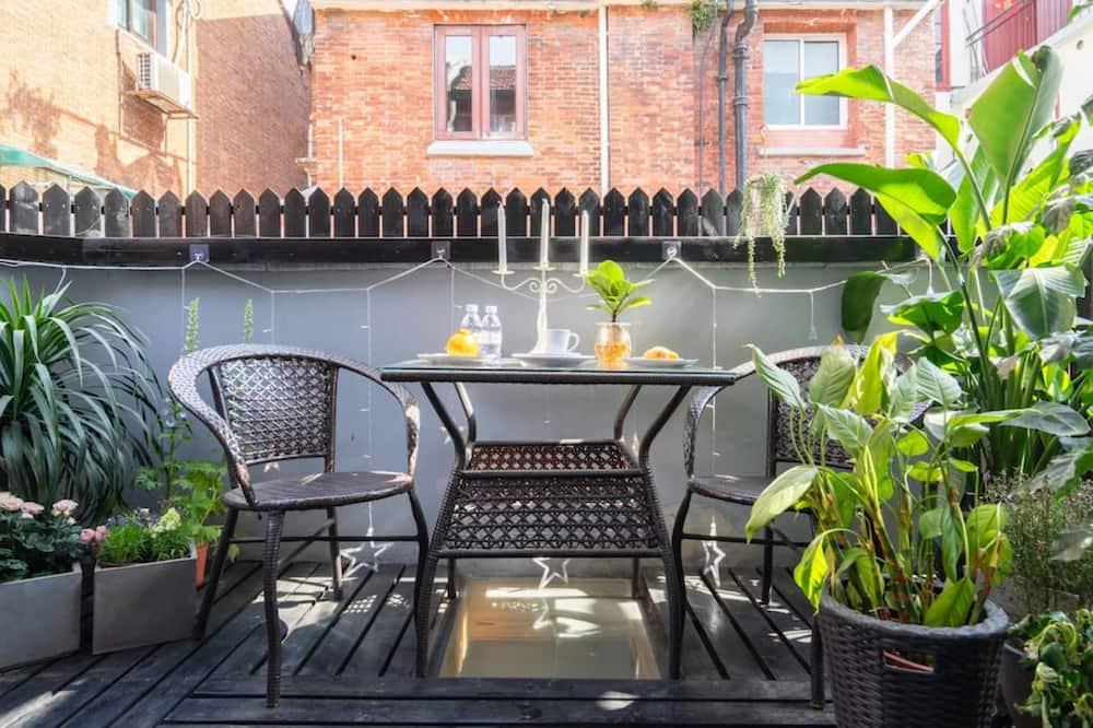 Deluxe-Zimmer - Terrasse/Patio