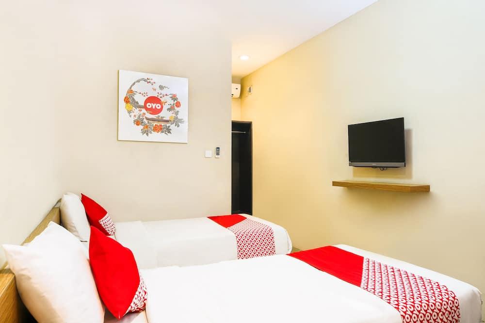 Standardní pokoj se dvěma jednolůžky, 2 jednolůžka - Výhled z pokoje