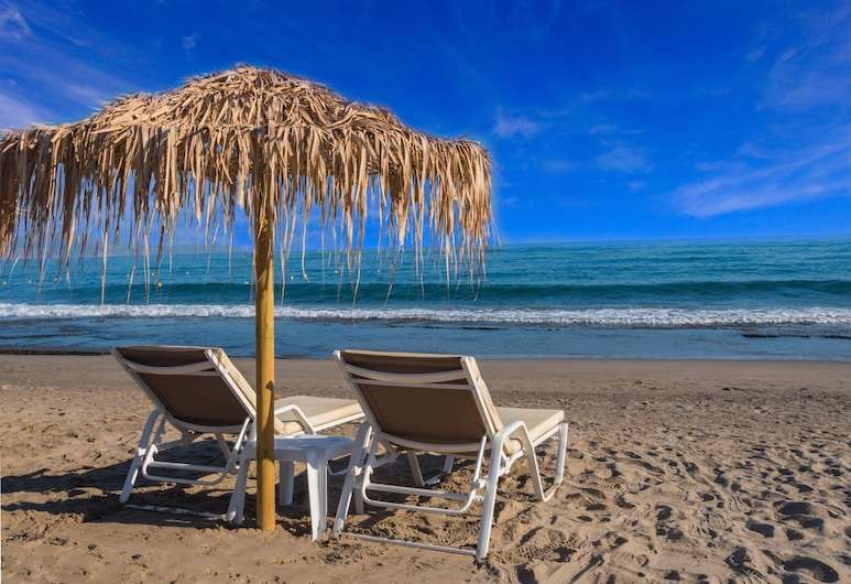 Alexia Beach Hotel, Χανιά, Παραλία