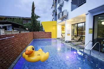 Picture of Sleep Mai Lifestyle Hotel Thapae in Chiang Mai