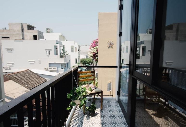 Kl 之家酒店, 峴港, 客房 (301), 露台
