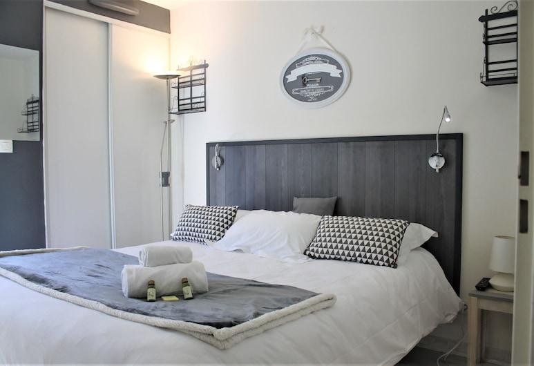 Viva Riviera Résidence Palazzio Bellevue 1 Bedroom Bellevue, Cannes, Leilighet – basic, Rom