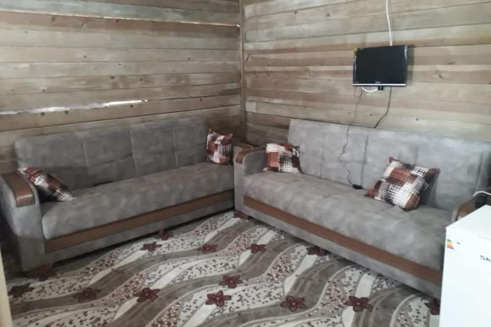 Quadruple Bungalow - Woonruimte