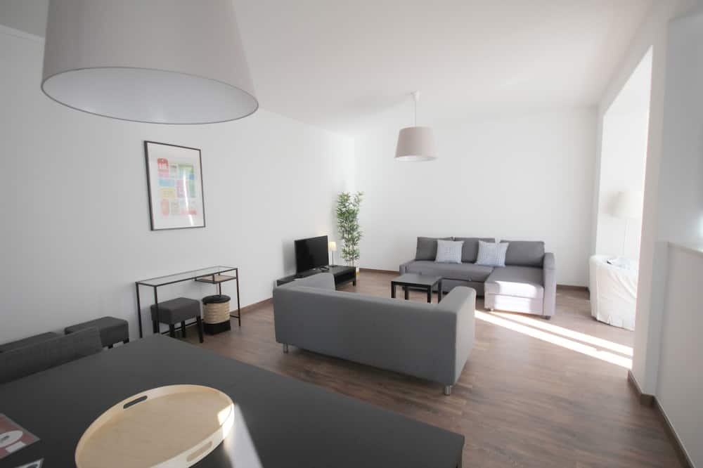 Apartment, 4Schlafzimmer, Balkon - Wohnbereich