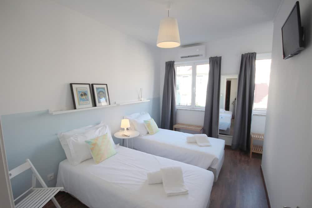 Apartment, 4Schlafzimmer, Balkon - Zimmer