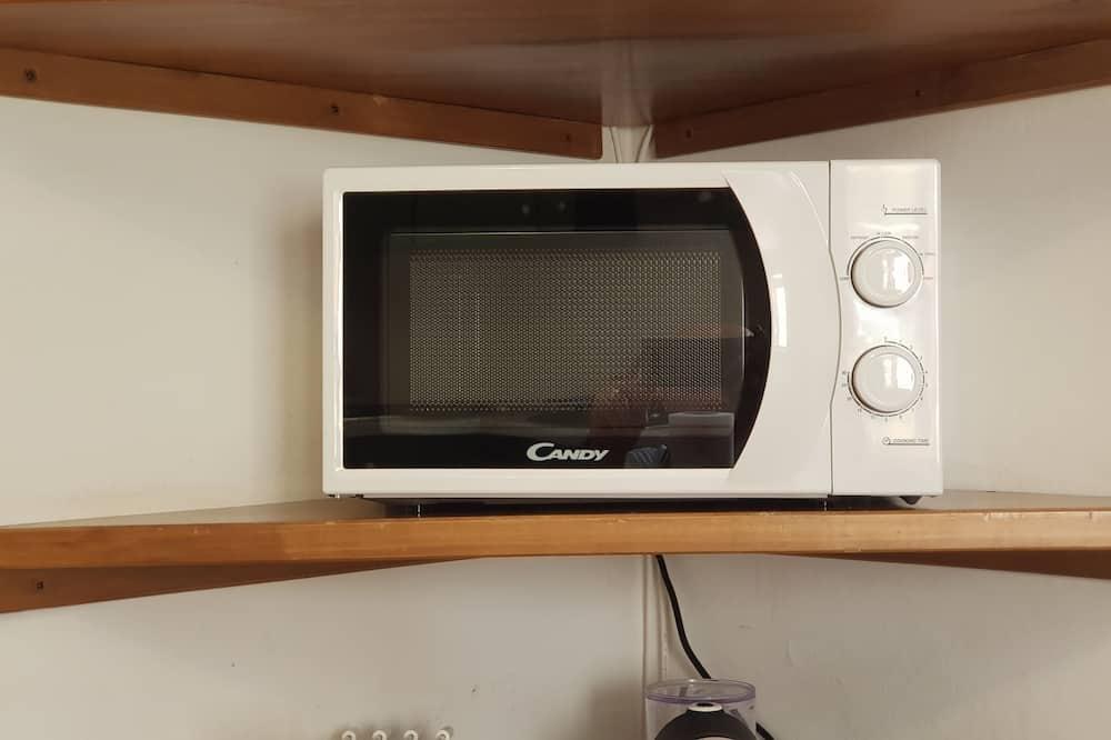 Apartment, 2 Bedrooms (Aurora) - Microwave