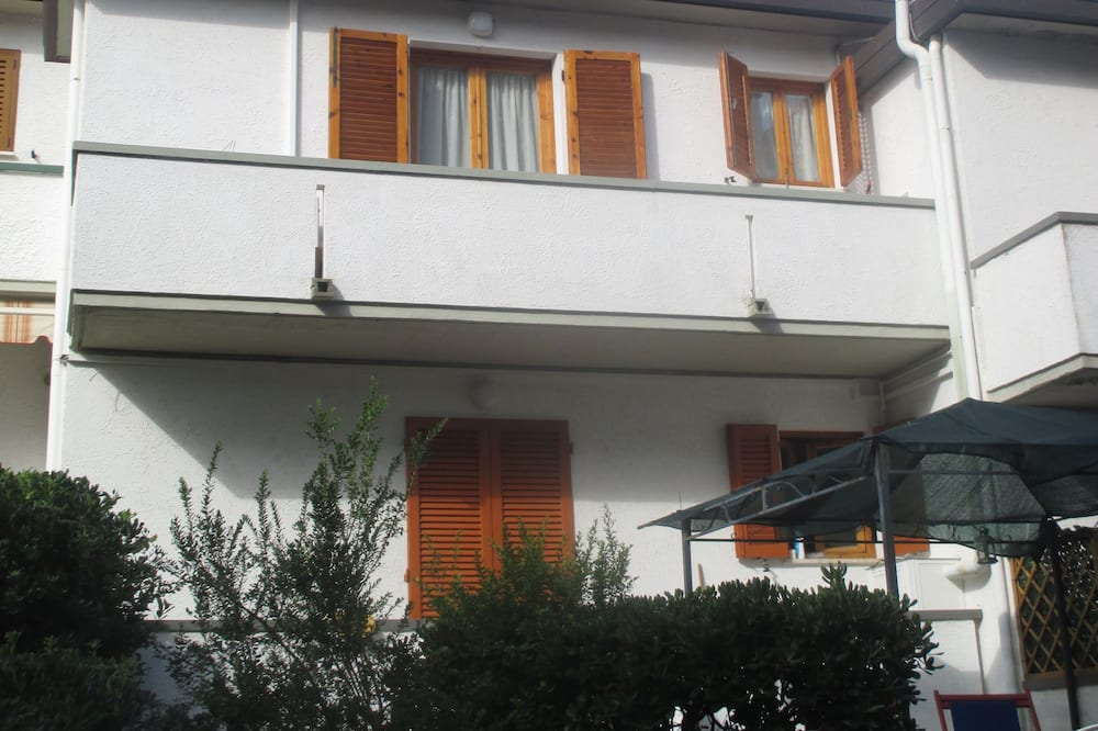 Departamento, 1 habitación, balcón - Balcón