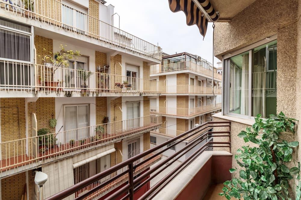 Apartment, 3Schlafzimmer - Balkon