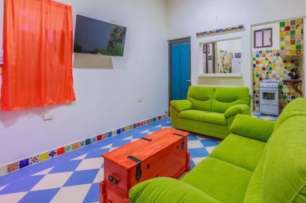Dzīvokļnumurs, divas guļamistabas, nesmēķētājiem - Dzīvojamā zona