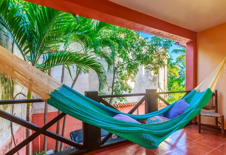 VC Boutique Studios by Skyrun, Isla Mujeres, Suite, Multiple Beds, Non Smoking, Balcony