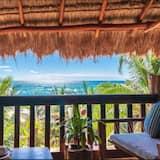 特級客房, 2 張標準雙人床, 海景 - 露台景觀