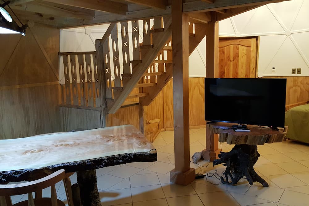 Dome 4 - Powierzchnia mieszkalna