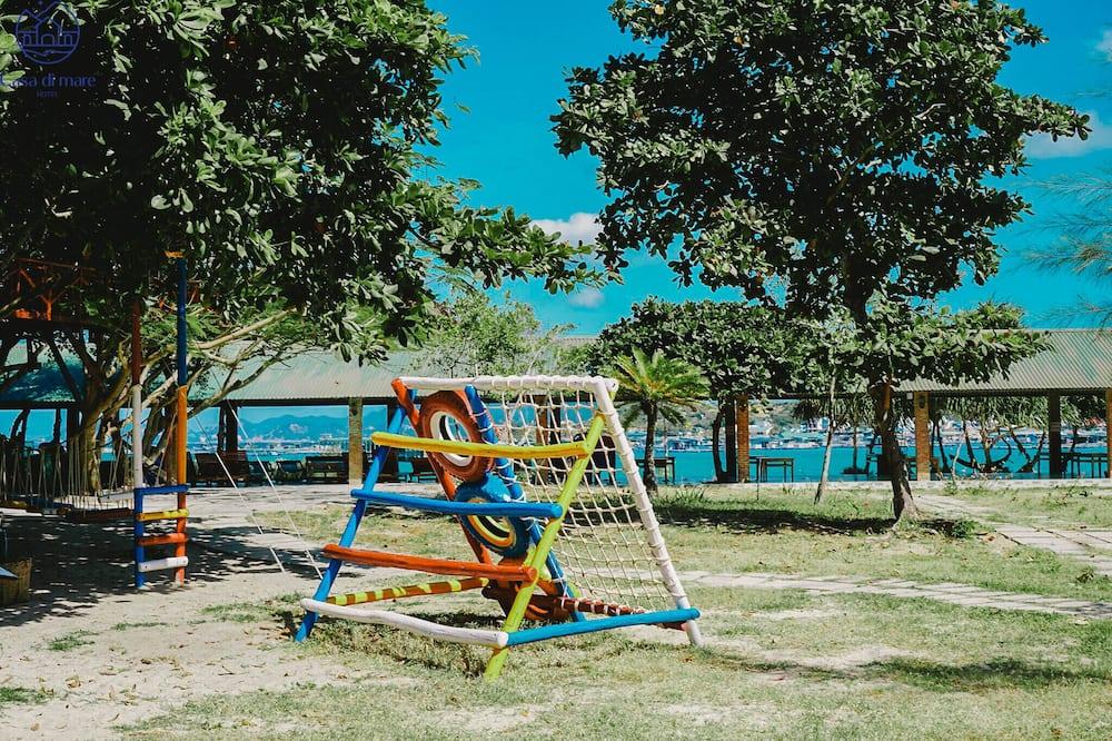 พื้นที่สำหรับเด็ก