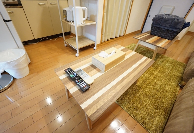 Apartment Soleil MAR0003E, 大阪市, アパートメント, リビング エリア