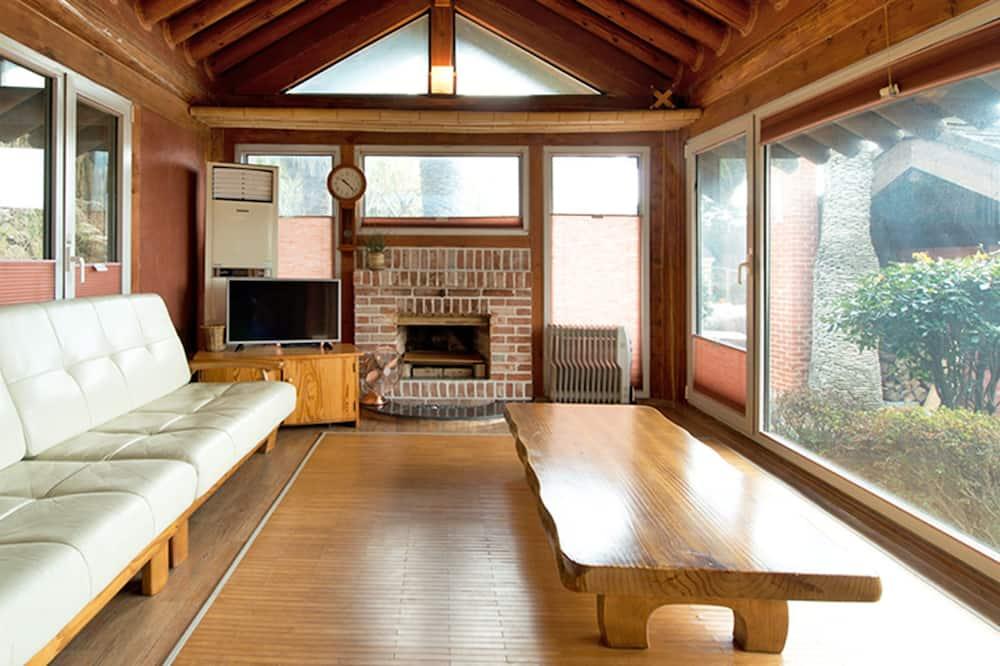Dom (Sodamheon) - Obývacie priestory