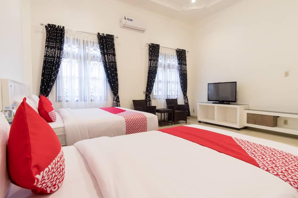 Apartmán typu Superior, viacero postelí - Hosťovská izba