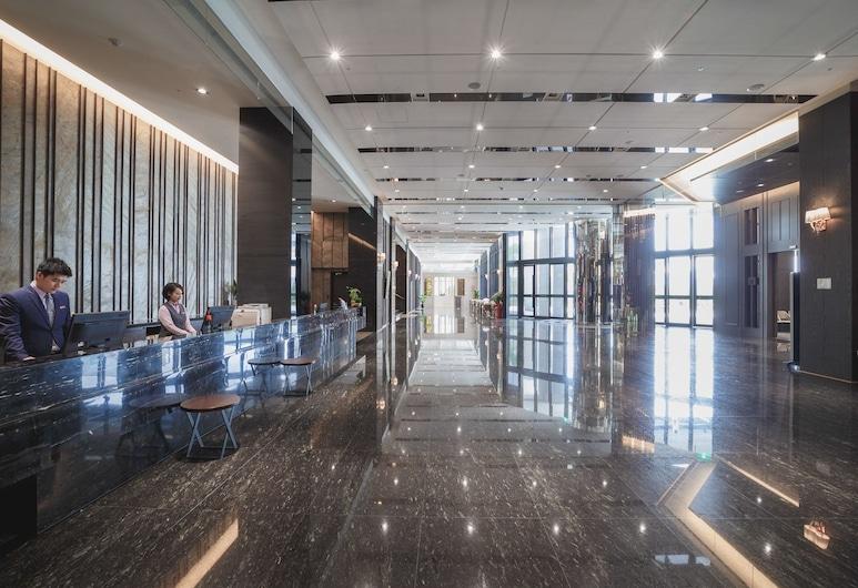 LAI Hotel, Tainan, Recepcia