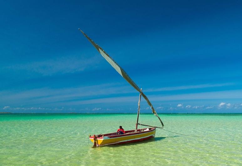 Hotel Omuhipiti, Mozambique Island, Strand