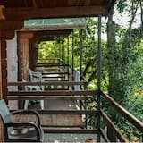 Luksusa numurs - Balkons