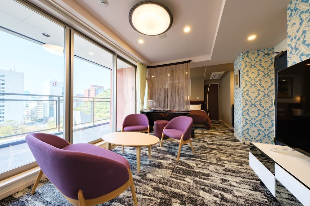 Executive tvåbäddsrum - Hotellområde