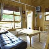 Cottage, 1 camera da letto - Area soggiorno