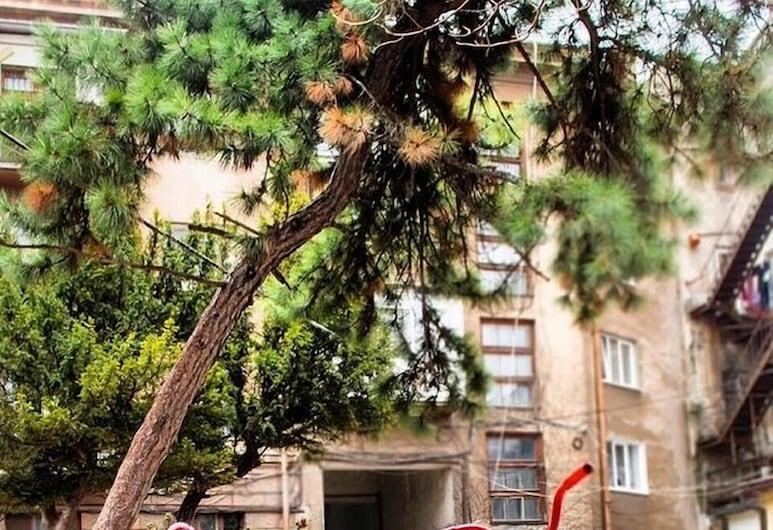 هوستل كوليسو, أوديسا, مدخل الفندق