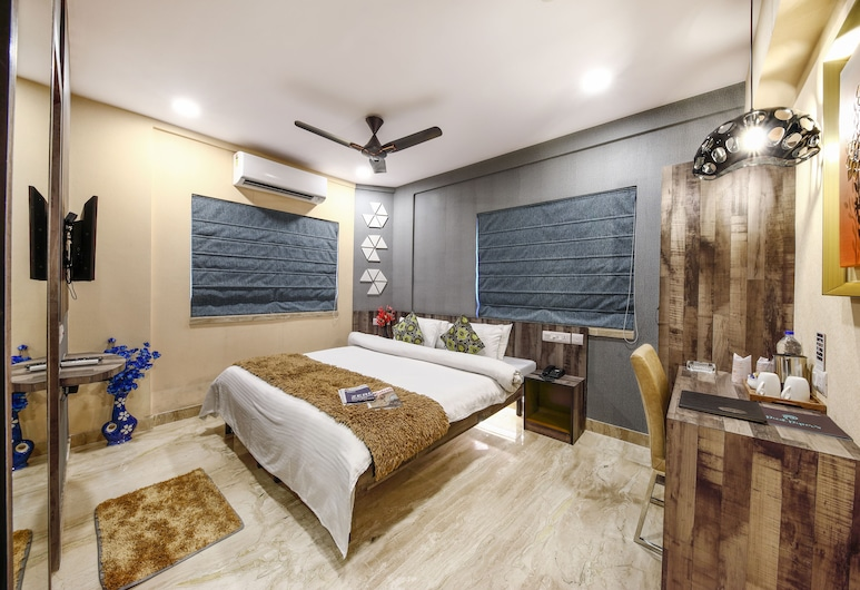 Hotel Narayani Enclave, Kolkata, Executive Room, 1 Double Bed, Guest Room