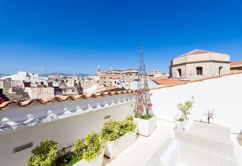 Cala Loft by Wonderful Italy, Palerme, Appartement, 1 chambre, patio, Terrasse/Patio