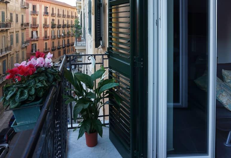 Design Loft by Teatro Massimo, Palermo, Appartamento, 1 camera da letto, Balcone
