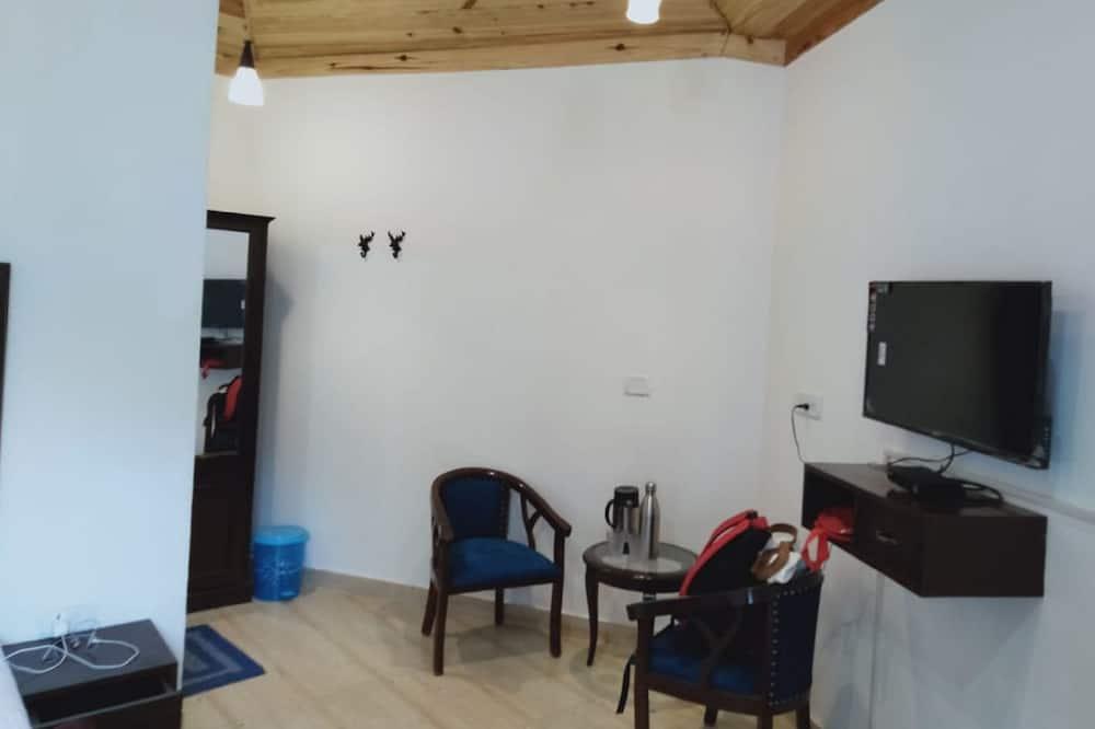 Habitación Deluxe, 1 cama doble - Sala de estar
