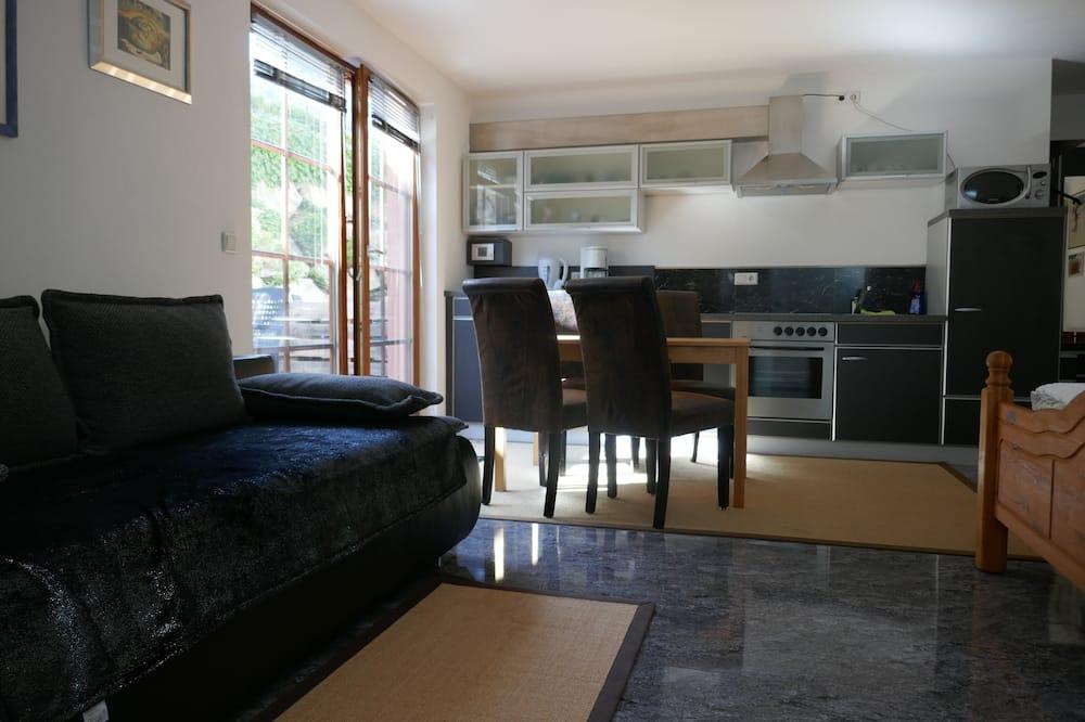 公寓 (Brandstadl) - 客廳