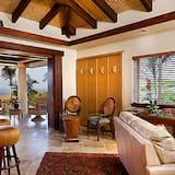 Ferienhaus, 6Schlafzimmer, eigener Pool, Meerblick - Wohnbereich