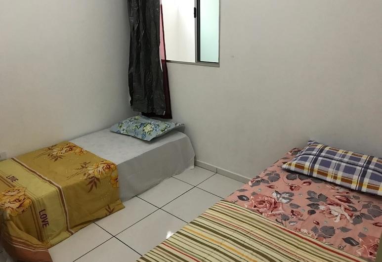 Espaço da Caraputinga, San Paulas, Tradicinio tipo apartamentai, 2 viengulės lovos, Kambarys