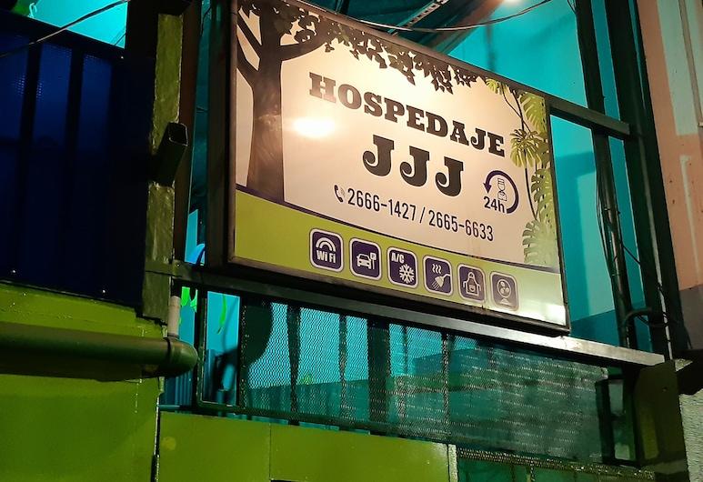 Hospedaje JJJ, Liberia, Hotellin julkisivu