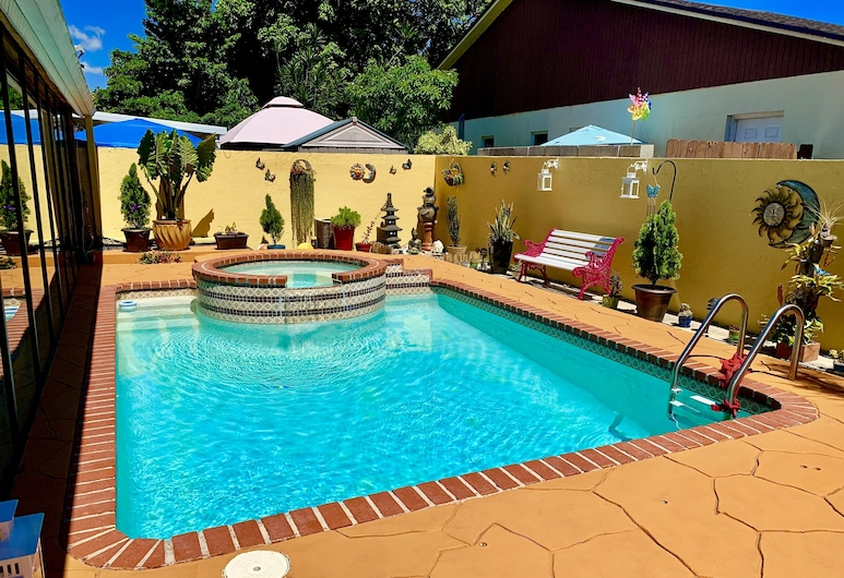 Friendly Family House, Miami, Piscina all'aperto