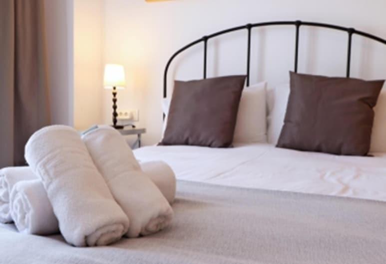Del Parque Flats San Rafael, Málaga, Apartamentai mieste, 2 miegamieji, virtuvė, Kambarys